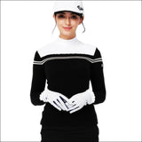 Victoria Long Sleeve Golf Shirt - Echo90210