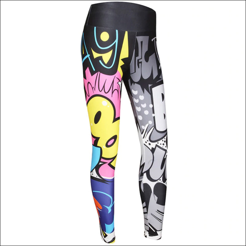 WOW!  Leggings - Echo90210