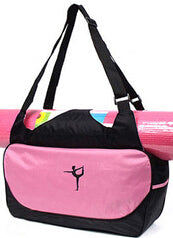 Yoga Bag With Mat Carrier - Echo90210