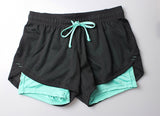 Come A Little Closer Compression Shorts - Echo90210