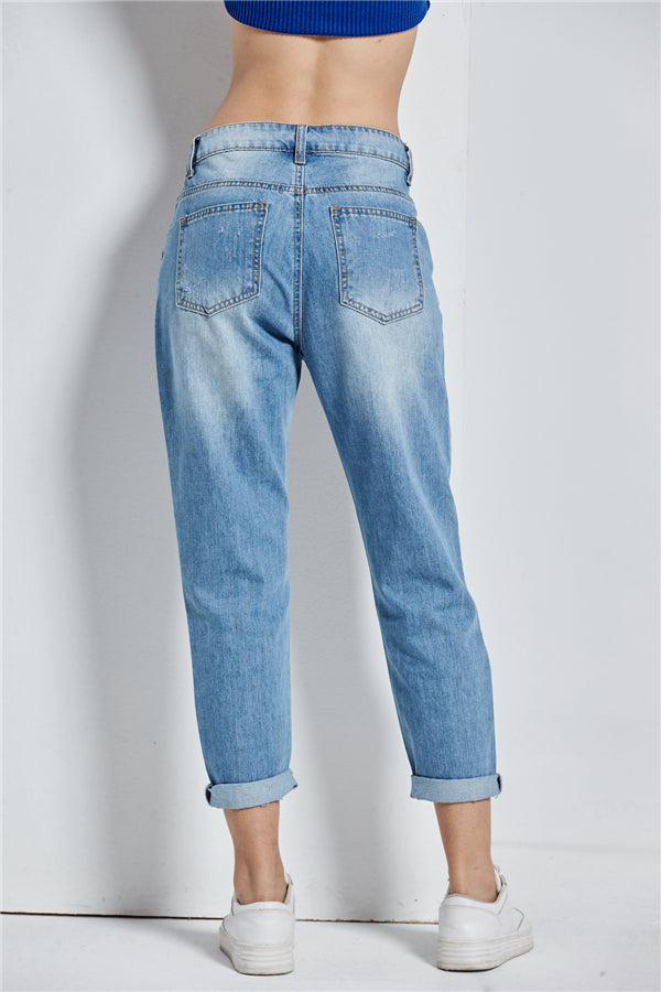 Moonlight Boyfriend Jeans - Echo90210