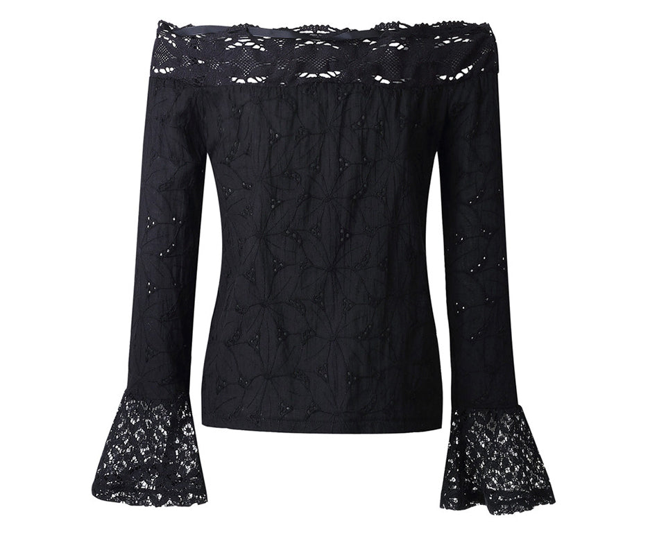 Just Lovely Blouse - Echo90210