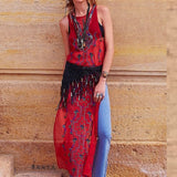 One Love Layer Dress - Echo90210