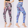 Paisley Madness and Midnight Madness Leggings - Echo90210