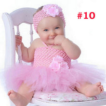 Toddler Girls Tutu Dress with Headband