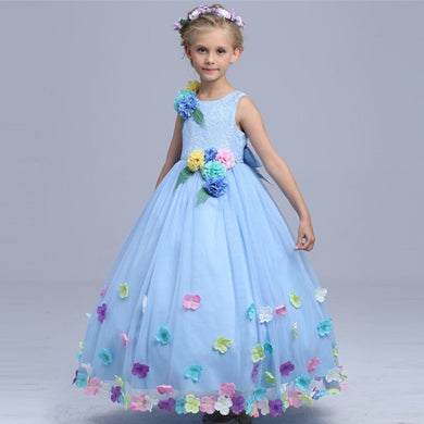 Cinderella Flower Fairy girls dress