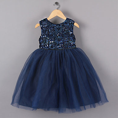 Blue Princess Dress
