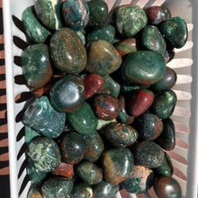 African Bloodstone Tumbles