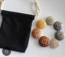 7 Chakra Stones Set with pendulum|Healing Crystals and Stones|7 Chakra crystal set|reiki crystal kit|