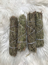 RoseMary Sage Smudge Stick - dried rosemary bundle
