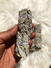 White California Sage