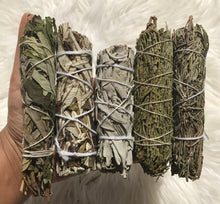 5 Sage Smudge Bundle