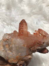 Large Red Quartz Cluster 4