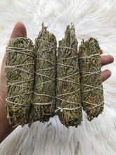 One Cedar Sage Smudge Stick