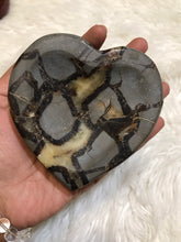 Septarian dragon stone heart Bowl 4