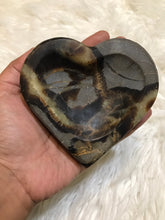 Septarian dragon stone heart Bowl
