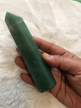Beautiful Green Aventurine Tower 1