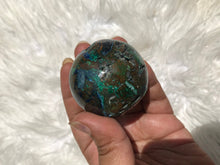 Extremely Rare Azurite Sphere 3