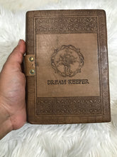 "Tree Of Life Dream Keeper Leather Journal 7x5"" With C Lock"