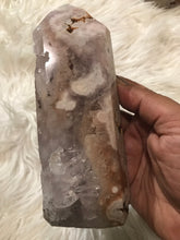 Large Pink Amethyst Point 8