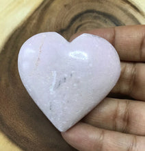 One Rare Phosphosiderite heart 4