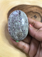 Large Ruby in Mica Palmstone 4