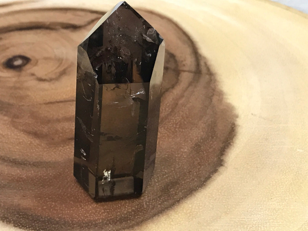 Perfect high quality Smoky Quartz Point 3