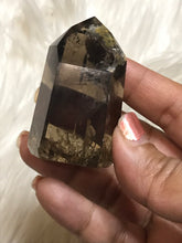 Perfect high quality Smoky Quartz Point 1