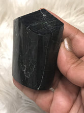 Black tourmaline Tower 4
