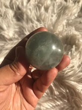 High Quality fluorite Sphere 1