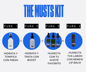 The Musts Kit