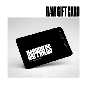 Raw Gift Card