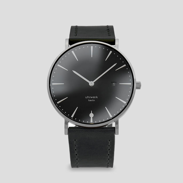 Herr Siggi - Black Leather