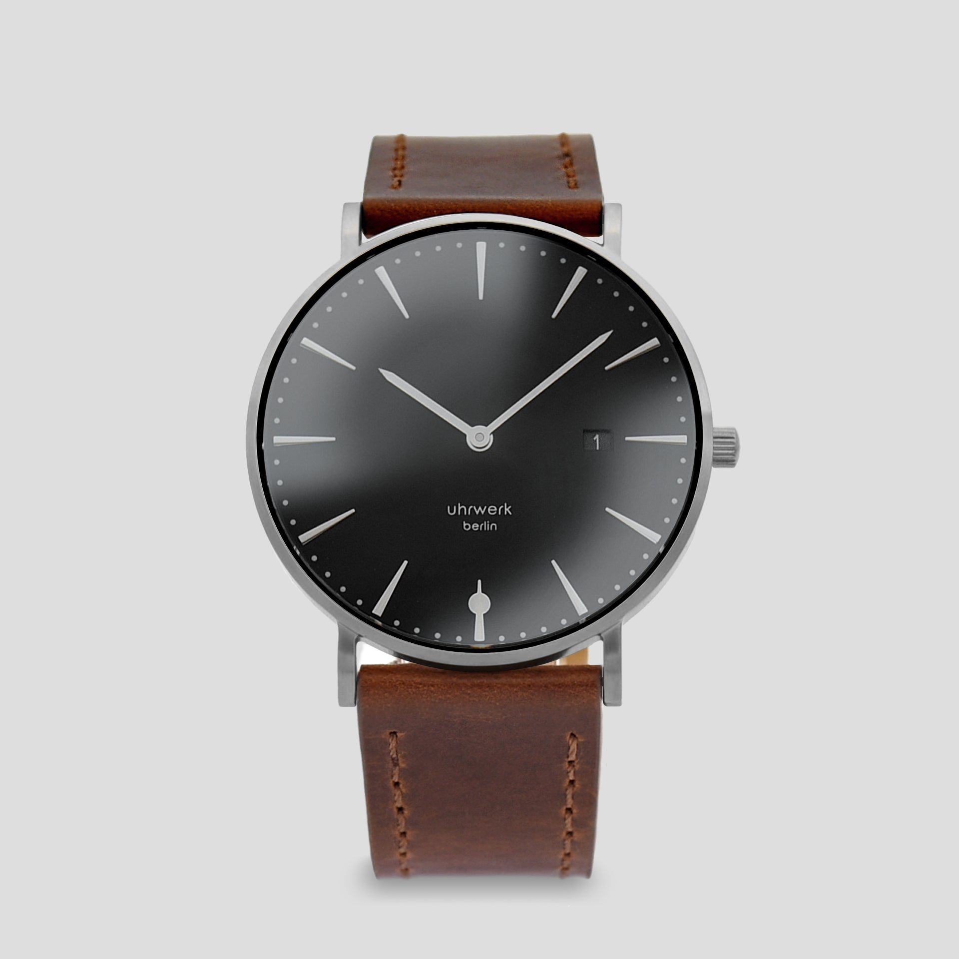 Herr Siggi - Brown Leather