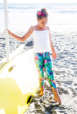Paradise Legging from 2017 PilyQ Girls