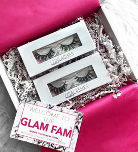 Competition Lash Pack