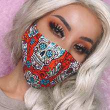 Load image into Gallery viewer, She's a Baddie Face Mask