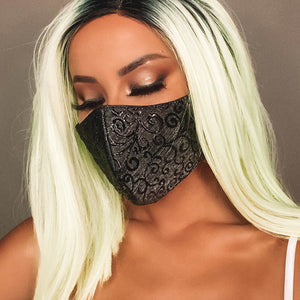 Marrero Collection: It's In the Details Designer Face Mask