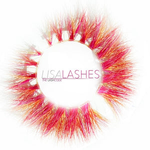 Hot Fire #LisaLASHES