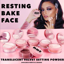Load image into Gallery viewer, RESTING BAKE FACE - SETTING POWDER