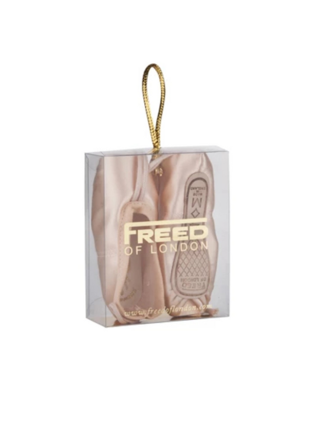 Freed Pointe Shoe Decoration