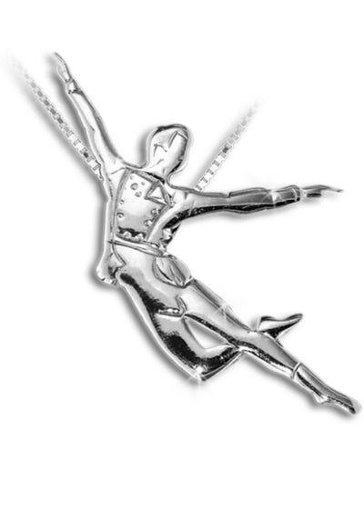 Pendant Charm Nutcracker Male