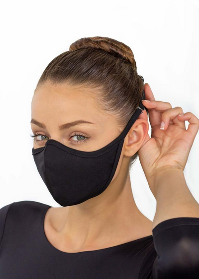 Adjustable, Single Strap Face Mask