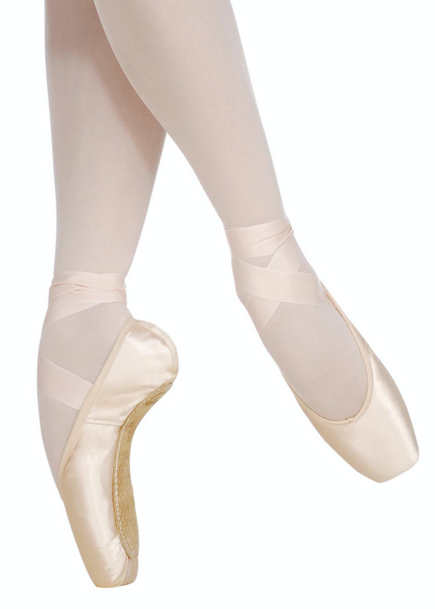 2007 Proflex Pointe Shoes, Medium shank