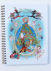A5 Notebook The Nutcracker