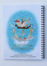 A5 Notebook The Land of Snow
