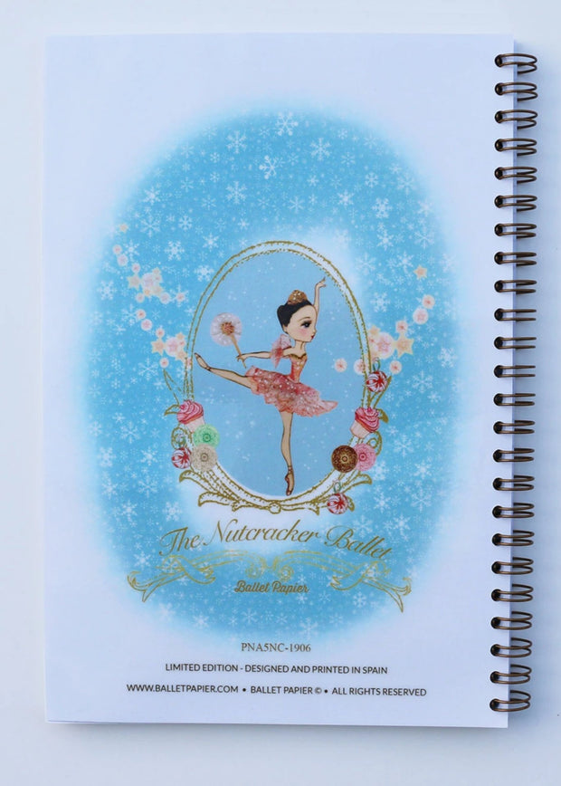 A5 Notebook Sugar Plum Fairy