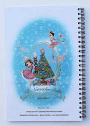 A5 Notebook The Nutcracker Ballet