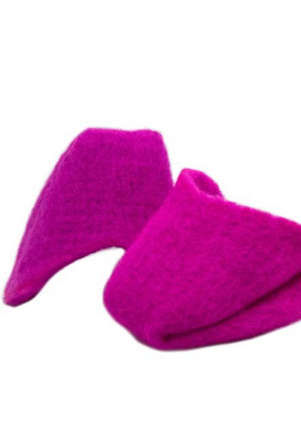Toe Clouds: Scented Alpaca Wool Toe Pads