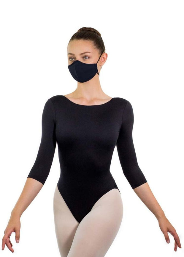 Elastic Double Strap Face Mask